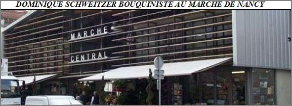 BOUQUNISTE DU MARCHE CENTRAL
